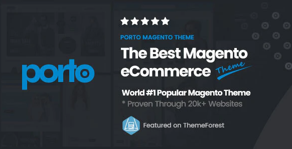Top Best Magento Theme